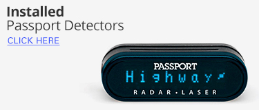 Installed Passport Detectors
